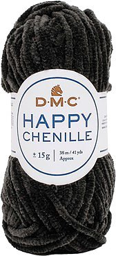22 Svart, Happy Chenille